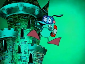 Courage the Cowardly Dog - Queen of the Black Puddle00013