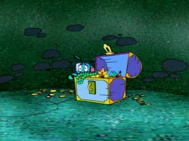 Courage the Cowardly Dog - Queen of the Black Puddle00025