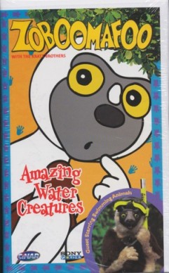 Zoboomafoo – The Furry Waves